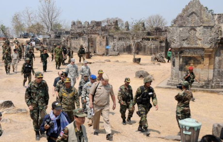 Kim Philley, Contested Heritage, The Caravan, Letter from Cambodia, How A Unesco World Heritage Site Became The Flashpoint In A Cambodian-Thai Border War